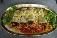 Cannelloni from Cardamom Pod Brickworks