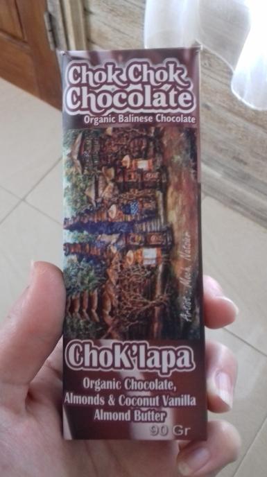 Amazing vegan chocolate on sale at Ginger & Jamu